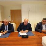 Regione: impianto idroelettrico nel Cosentino, siglata convenzione