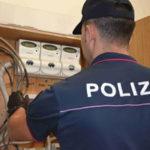 Furti energia: 54enne denunciato dalla Polizia nel Reggino