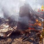 Incendi: fiamme nella zona Sud di Catanzaro, Vigili al lavoro