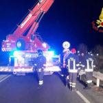 Auto fuori strada, un morto sulla ss 106 a Crotone