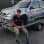 Automobilismo: il Lametino Miceli vince al secondo Slalom di Oppido