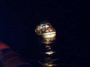 Migranti: dopo sbarco rintracciati una quarantina nel Crotonese