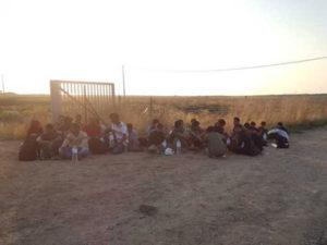 Migranti: nuovo sbarco nel Crotonese, in 32 su un veliero