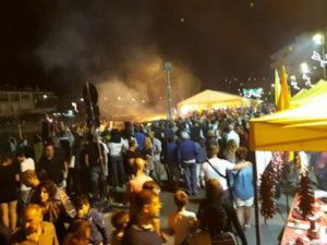 Coldiretti Peperoncino Festival: rievocato l'arrivo di Carlo V
