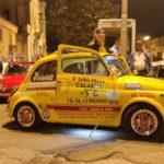 Fiat 500 club Italia, Lamezia alla notte bianca vibonese
