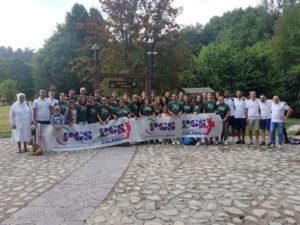 Pgs domenica a Reggio presenta la nuova stagione sportiva