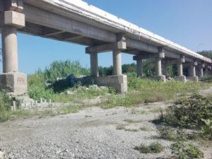 Ponte Allaro: Anas avvia interventi pulizia, da lunedi' i lavori