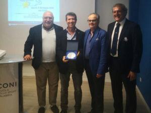 Tennistavolo, in regione premiata la squadra di Castrovillari