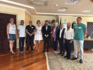 """Scuola: premiati a palazzo Campanella studenti """"Piria"""" Rosarno"""
