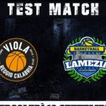 Pallacanestro: Basketball Lamezia torna in campo al PalaMazzetto