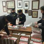 Contrabbando: spaccio sigarette, blitz nel Casertano