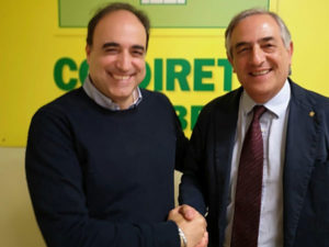 Coldiretti: Calabria, Franco Aceto e' il nuovo presidente