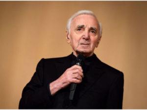Musica: addio a Charles Aznavour, aveva 94 anni