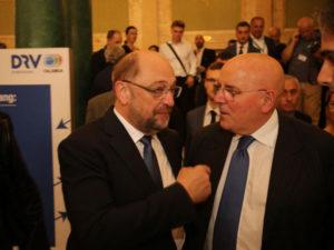 """Turismo: meeting tedesco, Sculz """"grazie per aver scelto Reggio"""""""