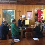 Oppido Mamertina conferisce cittadinanza onoraria a Pegna