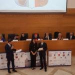 """Calabrese insignito del Premio Internazionale """"Giuseppe Sciacca"""""""