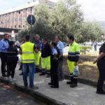 Lamezia: protesta dei lavoratori della Multiservizi