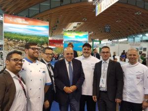 Turismo: Oliverio inaugura stand Calabria al Ttg di Rimini 2018