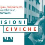 Visioni Civiche, crescono le adesioni al progetto di Trame