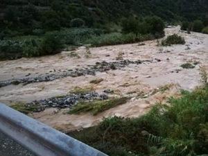 Maltempo: crolla ponte nel Catanzarese, abitazioni isolate