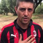 Maltempo: Lamezia, le lacrime di Angelo e il cordoglio del Milan