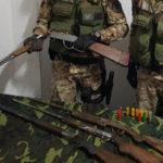 Carabinieri sequestrano armi e droga nella Locride, un arresto