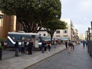 """Violenza: """"Questo non è amore"""" a Reggio Camper Polizia di Stato"""