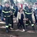 Maltempo: Calabria, Casellati incontra marito e padre vittime
