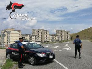 Catanzaro: controlli Cc 5 arresti e 1 denuncia durante il week-end