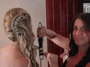 Hair stylist in Russa, tra i 16 italiani Elvia Ceravolo di Vallefiorita