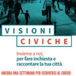 Lamezia: Visioni Civiche qualche giorno ancora per iscriversi