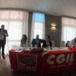 Sindacati: Daniele Carchidi rieletto segretario generale Slc Cgil Calabria