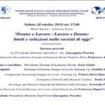 Lamezia: Donne e lavoro Fidapa promuove dibattito