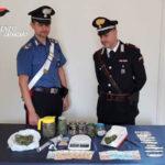 Droga: marijuana nascosta in camere letto arrestati 2 fratelli