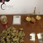 Droga: aveva hashish e marijuana, 54enne catanzarese arrestato