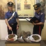 Droga: sorprese con 5 kg marijuana, arrestate 3 donne siciliane