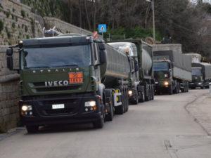 Maltempo: unita' dell'Esercito in arrivo nel Crotonese