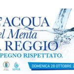 Diga menta: festa popolare a Reggio Calabria per arrivo acqua