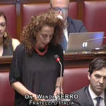 Sanità in Calabria, interrogazione Wanda Ferro(FDI)
