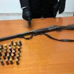 Zagarise, trovato con fucile abusivo: arrestato dai Carabinieri