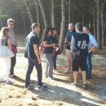 """Reggio C.: alunni del """"Catanoso-De Gasperi"""" visitano le dune di Giovino"""