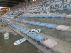 Girifalco: avviati lavori manutenzione del campo sportivo
