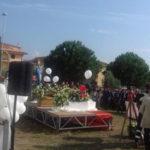 Maltempo: funerali madre e figli, commozione e rabbia
