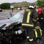 Incidenti stradali: 4 feriti sulla ss 107 nel Crotonese