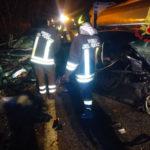 Incidenti stradali: scontro nel Crotonese, un morto e un ferito