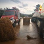 Maltempo: Calabria, case allagate e automobilisti in difficolta'