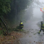 Maltempo: pioggia e fango, disagi sulla SS 106 nel Catanzarese