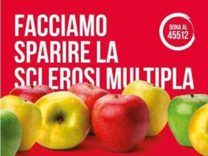 Ricerca: la mela di Aism anche nelle piazze del Catanzarese