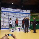 Lamezia: Chiara Morello vince ai Campionati Italiani Esordienti Kumite