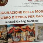 Castrovillari: al Protoconvento mostra libro d'epoca per ragazzi